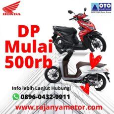 DP HANYA 500RB